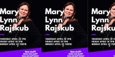 Mary Lynn Rajskub! at The Clubhouse