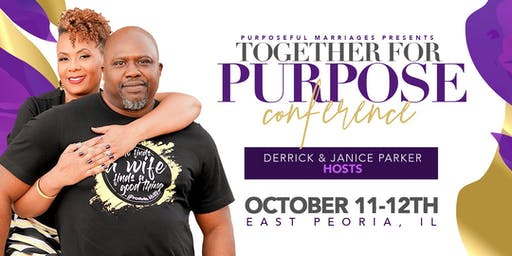 Together For Purpose Marriage Conference