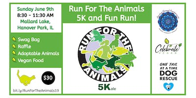 Run For the Animals 5K Run & Walk!
