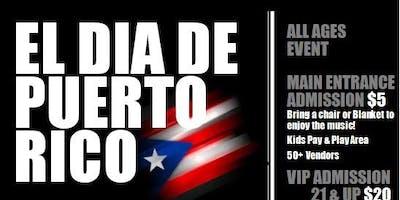 El Dia De Puerto Rico   Fundraiser for Alzheimer's Diseases.