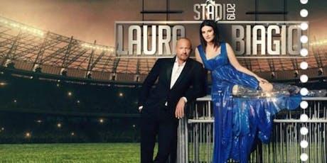 Eventi in Bus - LAURA BIAGIO - Bari Stadio San Nicola biglietti