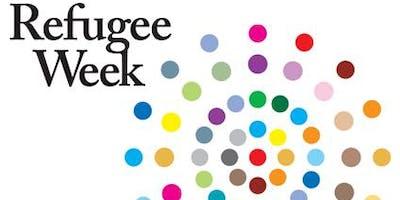 Refugee week poetry writing workshop