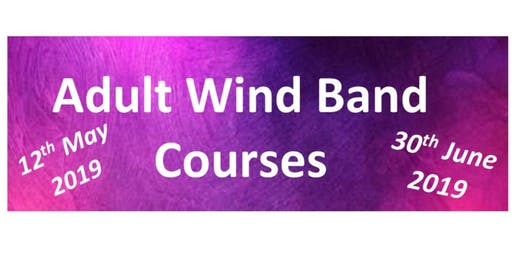 Adult Wind Band Summer 2019