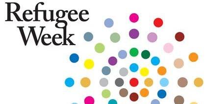 Refugee week poetry readings with Salah El Nagar and Gia Leboeuf