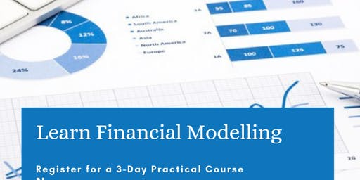 Register for Financial Modelling Training