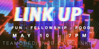 Obedience Link Up - May