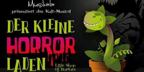 Musikala - Der kleine Horrorladen Tickets