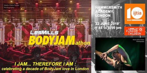 BodyJamAthon : 10 years of London BodyJamFam