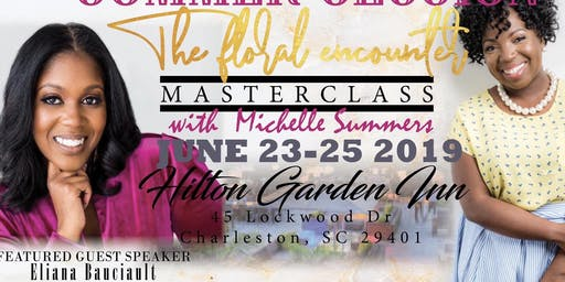 The Floral Encounter Masterclass Summer