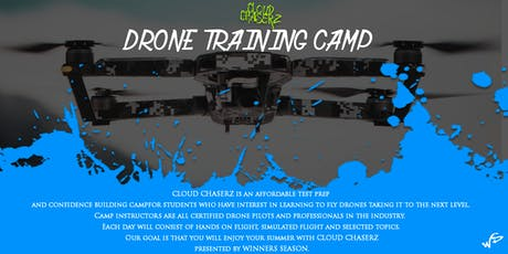 Cloud Chaserz (DRONE TRAINING) tickets