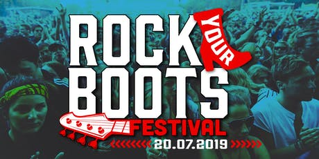 Rock your Boots tickets