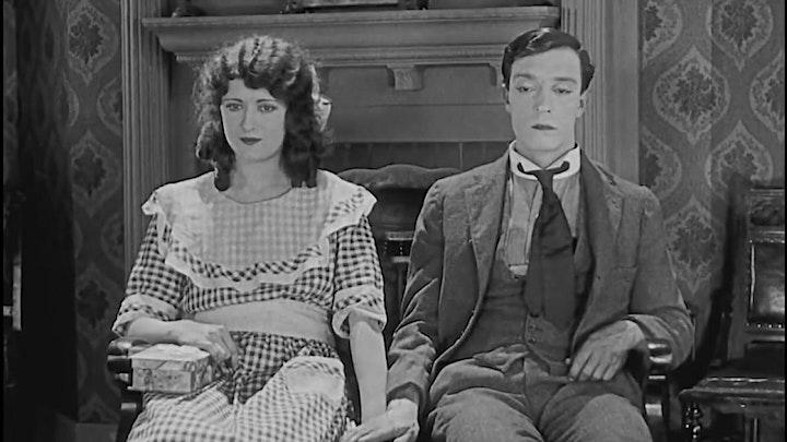 Imagen de MUT Palo Alto ·  Sherlock, Jr. de Buster Keaton 1924