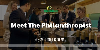 2019 Meet The Philanthropist Event - Dr Bruce Robinson