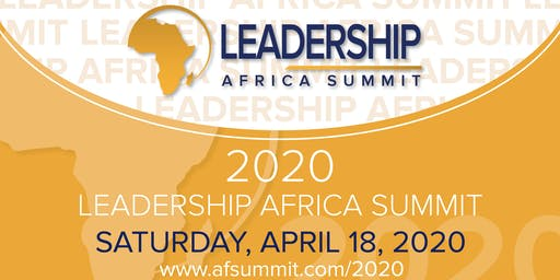 2020  Leadership Africa Summit