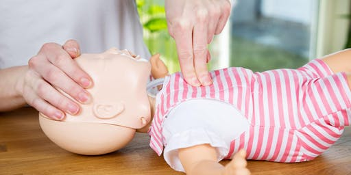 Infant CPR- West Palm Beach