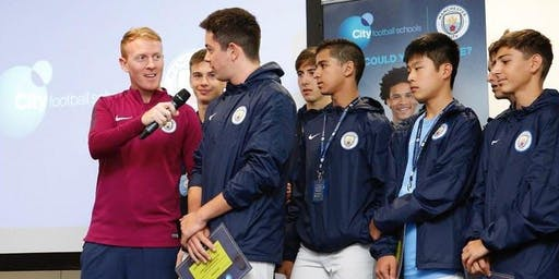 City Football Development & Performance Summer 2019 Closing Ceremony