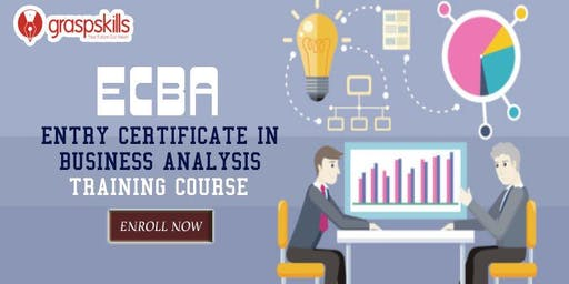 ECBA (Entry Certificate in Business Analysis) Training Course in Toronto,Canada