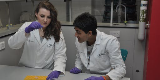LYSC Summer Schools: Extract your own DNA (age 7–9)