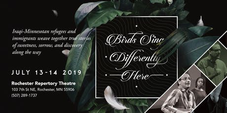 Birds Sing Differently Here tickets