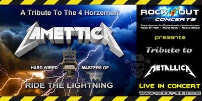 LAMETTICA - A Tribute to the 4 Horzemen