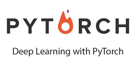 PyTorch Meetup tickets
