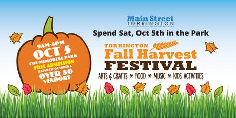 2019 Torrington Fall Harvest Festival tickets