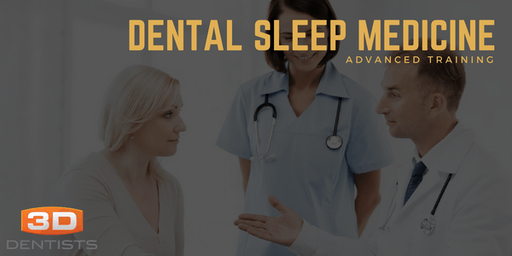 Sleep Apnea 2 - The Next Level - Nov 9-10, 2019 Raleigh, NC