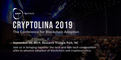 Cryptolina 2019 tickets