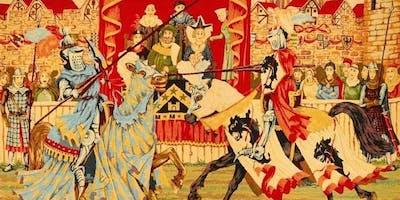 William Marshal (1146-1219) Regent of England...Hamstead Hero?