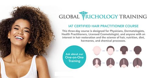 IAT Certified Hair Practitioner Course
