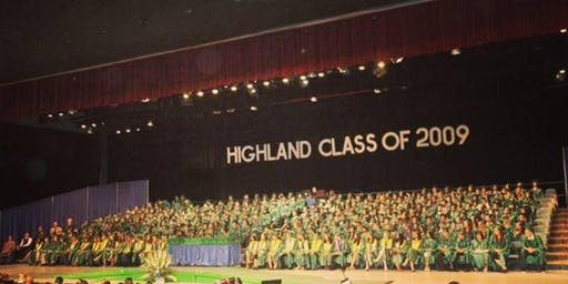 Highland High School Class of 2009 10-Year Reunion