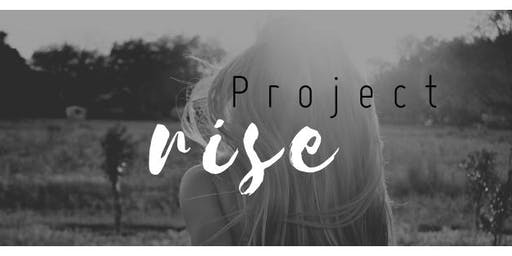 move. express. connect. ~ Project Rise