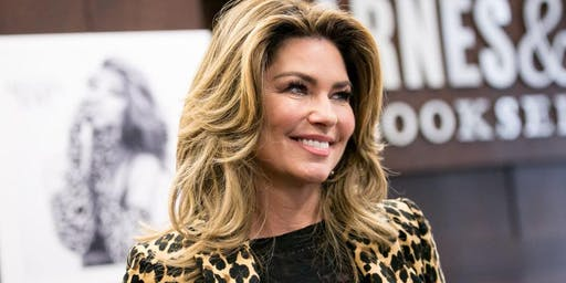 Shania - NOW and Then Tribute Show