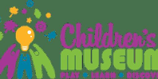 The Bloomsburg Children's Museum- Summer Camps 2019- Superhero Art Camp