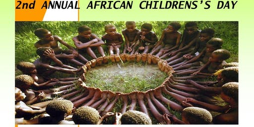 2nd ANNUAL AFRICAN CHILDREN'S DAY