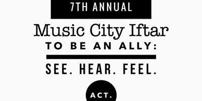 The Music City Iftar, 2019