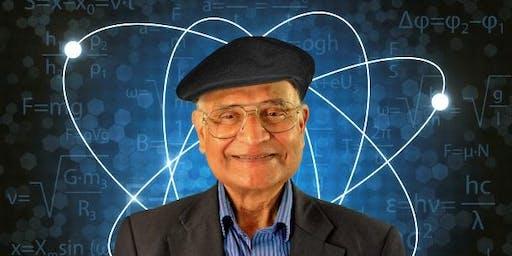 Drs. Amit Goswami & V. Onisor: Quantum Activism & Spiritual Healing Workshop