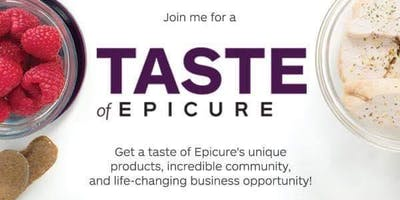 TASTE OF EPICURE- Summer 2019- SARNIA