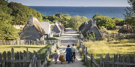 Plimoth Plantation Museum Tickets 2019 Season: June 1 - Aug 31, 2019 tickets