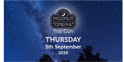 Moonlit Cinema: Top Gun(12A) In Mill Gardens, Leamington Spa