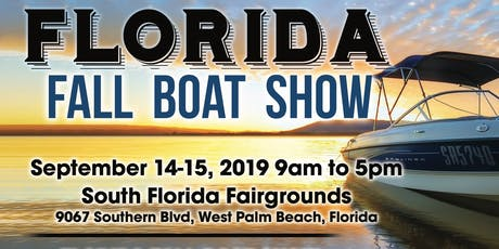 10th Annual South Florida Fall Boat Show tickets