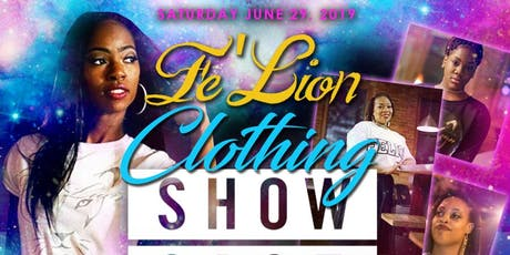 Fe'Lion Clothing Showcase tickets