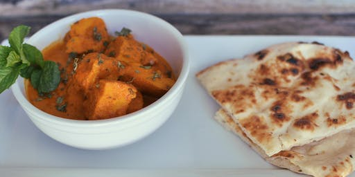 Indian Favorites: Chicken Tikka Masala