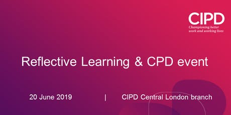 Reflective Learning & CPD event tickets