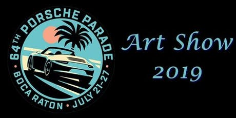 Porsche Parade Art Show 2019 tickets