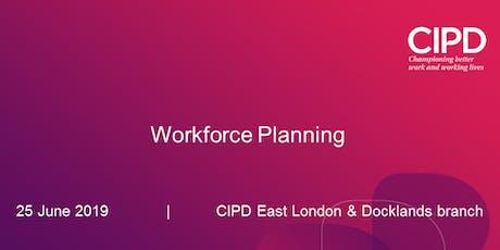 Workforce Planning tickets