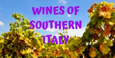 Wines Of Southern Italy
