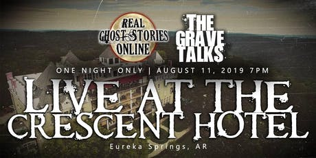 Real Ghost Stories Online & The Grave Talks Live! tickets