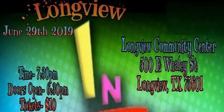 Longview's In Living Color tickets