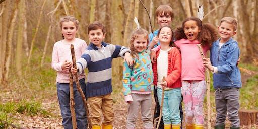 Kids' Week Outside